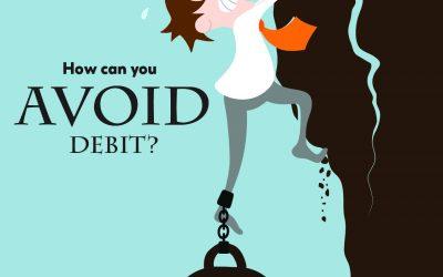 Avoiding Debt?
